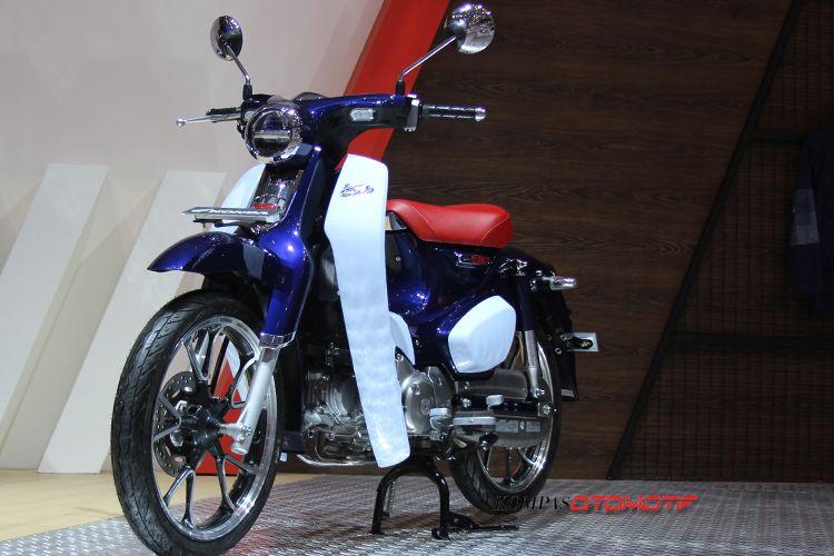 Cerita Di Balik Mahalnya Harga Honda Super Cub C125