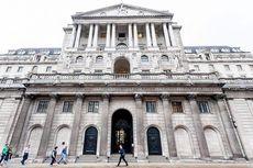 Bank Sentral Inggris Naikkan Suku Bunga