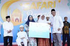 Kembali Digelar, Program Safari Ramadhan Salurkan Bantuan untuk Warga Tarakan