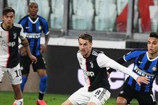 Ronaldo: Laga Inter Milan Vs Juventus Bukan Penentu Scudetto