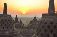 Candi Borobudur Belum Batasi Daerah Kunjungan Pascatutup