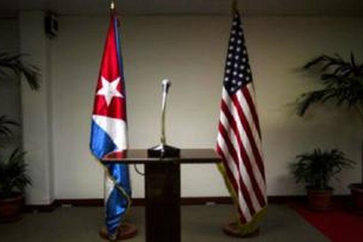 Amerika dan Kuba sudah mulai saling melakukan pendekatan diplomatik sejak beberapa waktu.