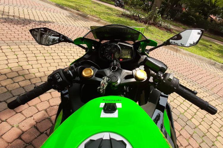 Test ride Kawasaki Ninja ZX-25R untuk harian