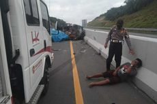 Kronologi Satu Keluarga Tewas dalam Kecelakaan di Tol Pekanbaru-Dumai