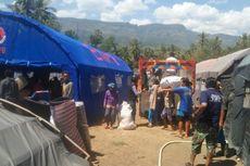 Diguncang Gempa, Pengungsi Panik Tinggalkan Acara Diskusi Kapolda Bali