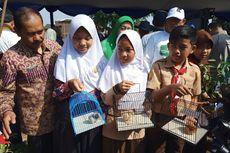 Ini Maksud Wali Kota Bandung Bagi-Bagi Anak Ayam ke Siswa SD dan SMP