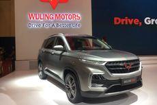 SUV Wuling Sudah Bisa Dipesan dengan Modal Rp 10 juta