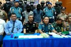 Penangkapan Penyelundup Sabu di Riau Diwarnai Kerusakan Mesin hingga Hampir Lolos