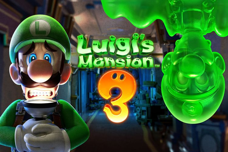 Luigis Mansion 3.