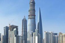 Soal Ketinggian, Shanghai Tower Belum Kalahkan Burj Khalifa!