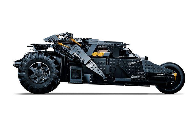 Lego Batman Batmobile Tumbler