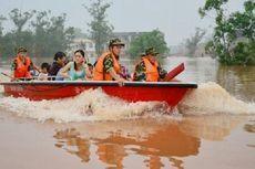 Sepanjang Agustus, Bencana Alam di China Sudah Tewaskan 367 Orang