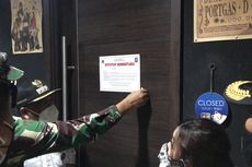 Langgar Jam Operasional, Tori Bar Fatmawati Disegel 3 Hari