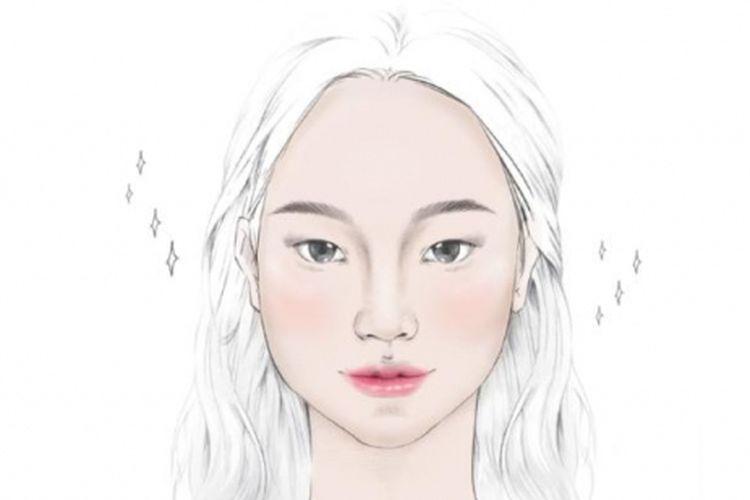 Hasil dari Smart Drawing Innisfree