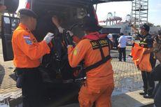 Enam Kantong Jenazah Korban Lion Air Tiba di Pelabuhan Tanjung Priok