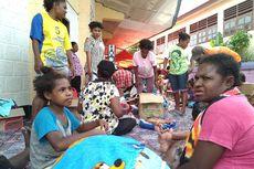 Pasca-banjir Bandang Sentani, 7.600 Orang Masih Mengungsi