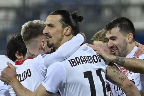 AC Milan Juara Paruh Musim? Belum, Inter Milan Masih Bisa Menyalip!