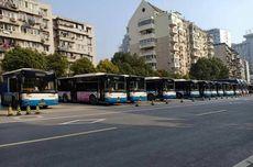 [BERITA FOTO] Sepi dan Terisolasi, Begini Kondisi Wuhan Terkini...