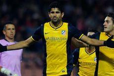 Dua Gol Penalti Atletico Tumbangkan Granada