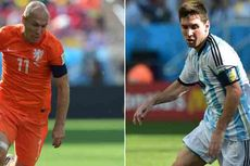 Pulang Kampung, Messi dan Mascherano Sumbang RS Kanker
