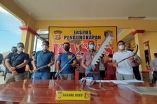 Konvoi Keliling Kota Serang Bawa Senjata, Geng Motor Diduga Ingin Balas Dendam