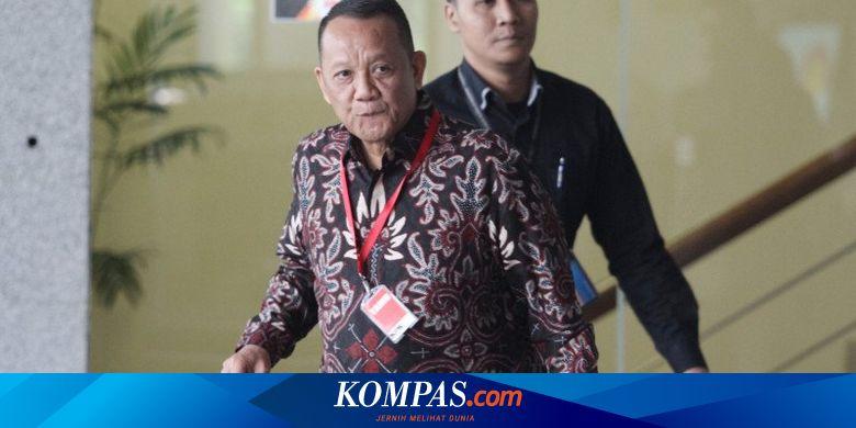 Sekilas tentang Kasus Nurhadi, Mantan Sekretaris M