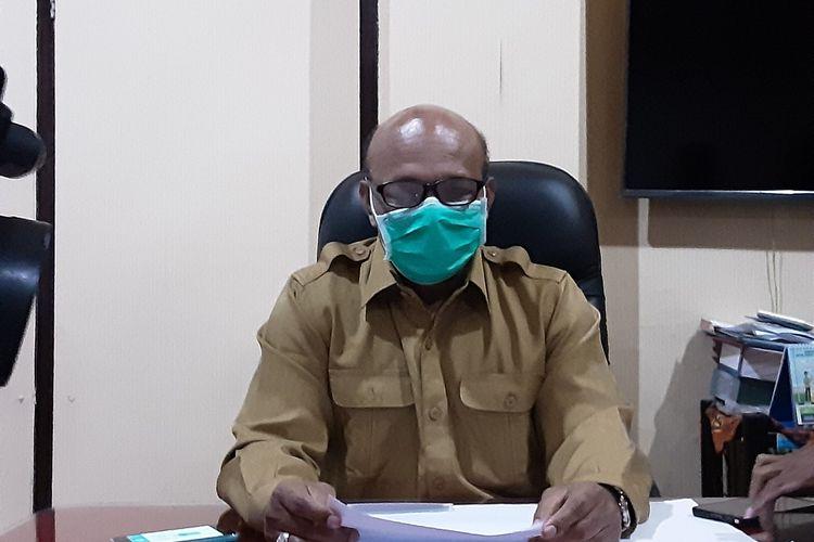 Kepala Dinas Kesehatan Kabupaten Kendal Jawa Tengah, Fery Boney. KOMPAS.COM/SLAMET PRIYATIN