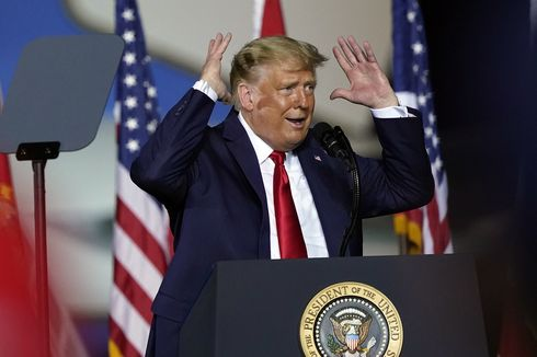 Trump Setelah Bebas dari Pemakzulan Kedua: Make America Great Again Baru Saja Dimulai