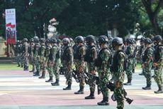 96 Personel Brimob Polda Gorontalo Dikirim ke Puncak Jaya Papua