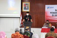 Pemkab Wonogiri Ajak TNI, Dokter dan Perawat Turun ke Desa Sosialisasikan Protokol Kesehatan