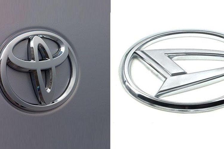 Toyota dan Daihatsu.