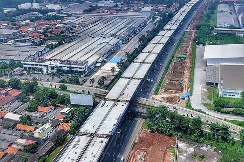 Tol Layang Jakarta-Cikampek Beroperasi Penuh 2020