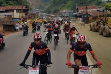 Tim Jelajah Nusantara Lintasi Sentani Yang Indah
