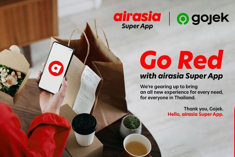 Airasia akuisisi Gojek Thailand