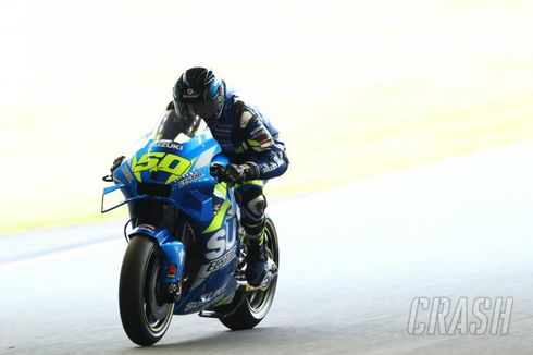 Drama Suzuki Ecstar Sebelum MotoGP Jepang, Langgar Aturan Spek Mesin