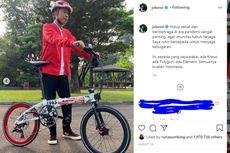 Pertanyaan Soal Sepatu Merah Presiden Jokowi, Terjawab Sudah