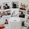 DIY Dekorasi Kamar Tidur dengan Foto Polaroid