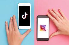 Menjajal Instagram Reels, Apa Bedanya dengan TikTok?