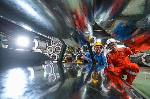 PGN Berupaya Dorong Kemajuan Industri di Kawasan Ekonomi Eksklusif Sei Mangkei