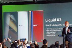 Acer Luncurkan Smartphone Liquid X2