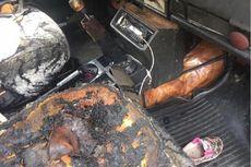 Main Korek Api, Balita Tewas Terbakar di Dalam Mobil Ayahnya