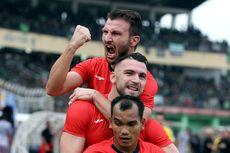 Persija Bersahabat dengan Markas Barunya di Liga 1 2020