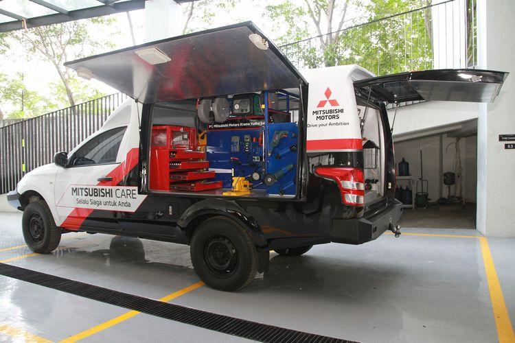 Mitsubishi siapkan layanan home service di tengah pandemi corona
