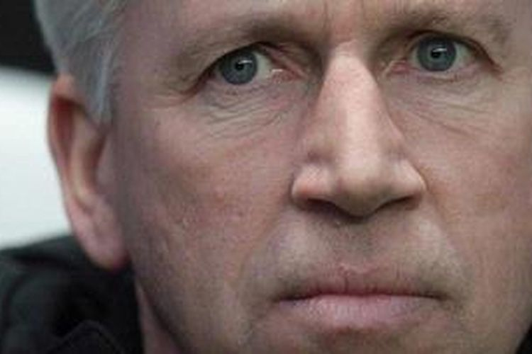 Manajer Newcastle United, Alan Pardew.