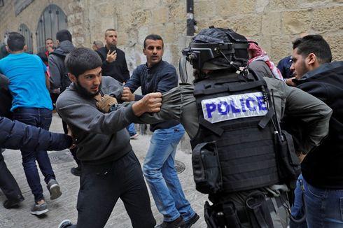Pemuda Palestina Tewas Ditembak Polisi Israel