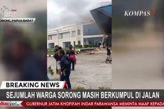 Fakta Pasca-Kerusuhan di Sorong, Kantor Polisi Jadi Sasaran hingga Napi Kabur