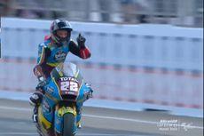 Hasil Moto2 GP Teruel, Sam Lowes Menang, Andi Gilang Finis Posisi 21
