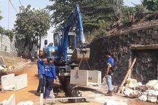 Siap-siap Musim Hujan, Pemkot Jaksel Perbaiki Saluran Air di Pesanggrahan