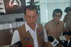 Penerbangan Helikopter Terganggu, Kepala BNPB Bersyukur Tak Ada Korban