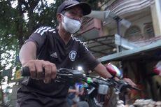 Kakek yang Kayuh Sepeda 15 Km demi Vaksin: Lama Menunggu, Saya Belum Makan dari Pagi